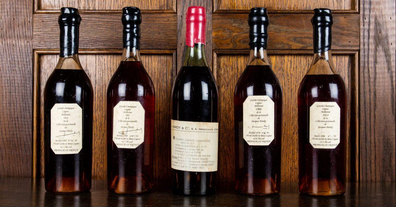 Liquid History Cognac From1777