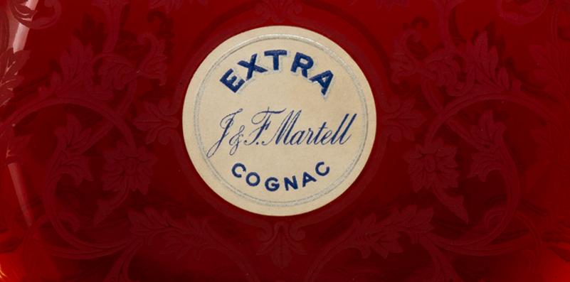 Martell Cognac 1950s