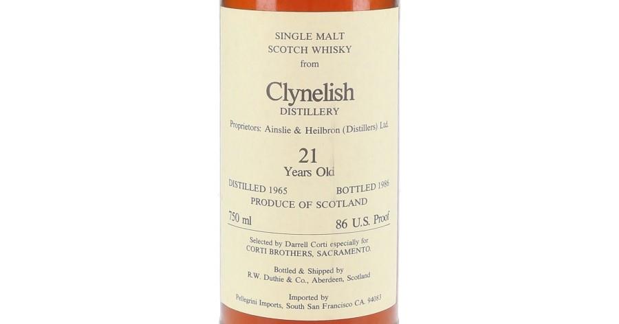 Clynelish 21