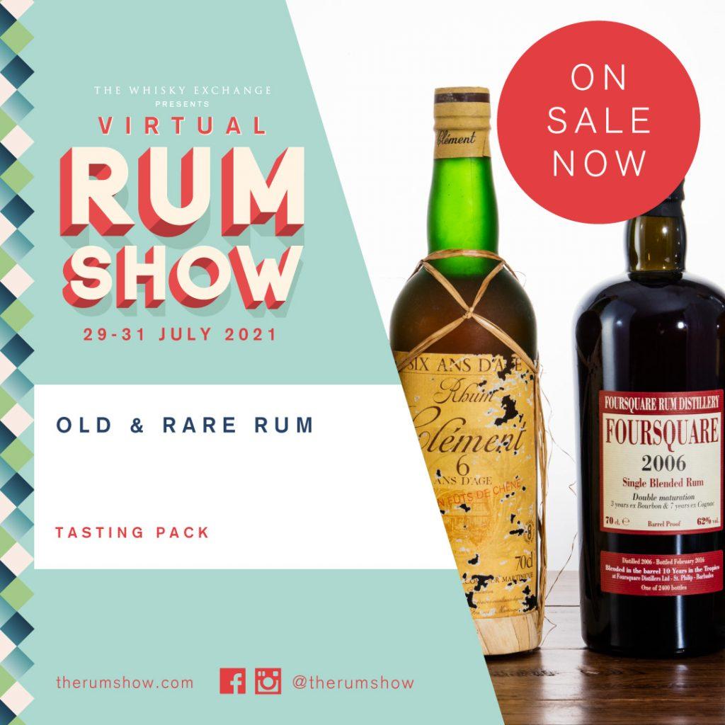 Rum Show Tasting Pack